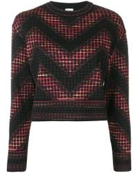 M Missoni - Polka Dot Jumper - Lyst