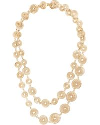 Rosantica - Spiral Chain Necklace - Lyst