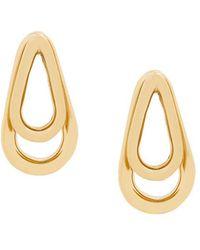 Annelise Michelson - Medium Double Ellipse Earrings - Lyst