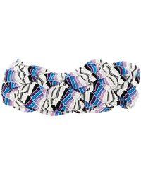 Missoni - Braided Headband - Lyst