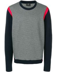 PS by Paul Smith - Longsleeved Sweatshirt - Lyst