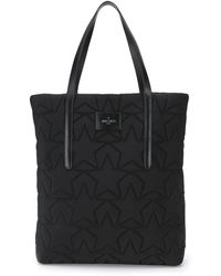 Jimmy Choo Quilted Pimlico Tote - Black