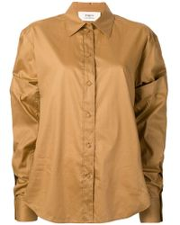 Ports 1961 - Loose-fit Shirt - Lyst