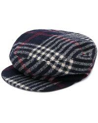 Étoile Isabel Marant - Plaid Fisher's Hat - Lyst