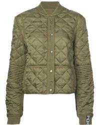 Proenza Schouler - Pswl Quilted Jacket - Lyst