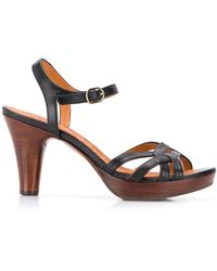 Chie Mihara - Sandalen Met Plateauzool - Lyst