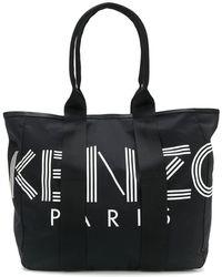 07c1e7f9832 KENZO 'flying Tiger' Weekender Tote in Blue for Men - Lyst