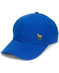 PS by Paul Smith - Zebra Embroidered Cap - Lyst