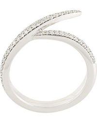 Shaun Leane - 'signature Diamond' Interlocking Ring - Lyst