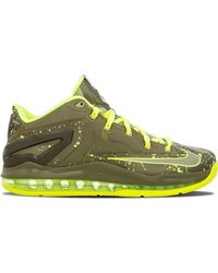 Nike - Max Lebron 11 Low Trainers - Lyst
