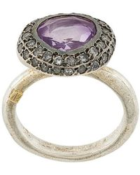 Rosa Maria - Ametrine And Diamond Ring - Lyst