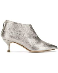 Fabiana Filippi - Pointed Ankle Boots - Lyst