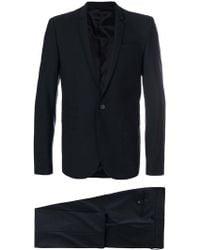 Les Hommes - Designer Tailored Suit - Lyst