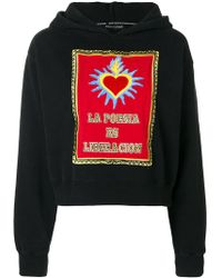 Each x Other - Embroidered Hoodie - Lyst