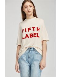The Fifth Label | Duet T-shirt | Lyst