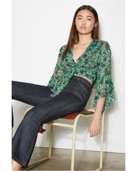 The Fifth Label - Viridian Ls Top - Lyst