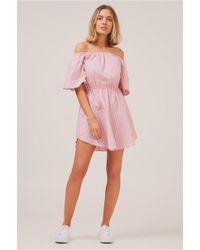 The Fifth Label - Devotion Stripe Dress - Lyst