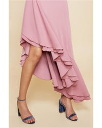 C/meo Collective - Temptation Short Sleeve Gown - Lyst