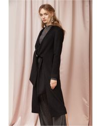 Finders Keepers - Transient Coat - Lyst