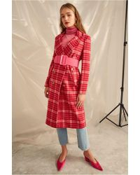 C/meo Collective - Magnets Coat - Lyst