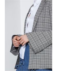 The Fifth Label - Century Check Blazer - Lyst