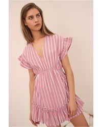 The Fifth Label - Kite Stripe Dress - Lyst