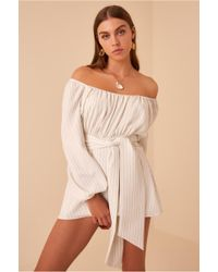 Finders Keepers - Flamenco Playsuit - Lyst