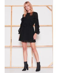 The Fifth Label - Window Long Sleeve Dress - Lyst