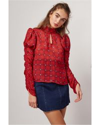 e2645754bf0ee Lyst - Women s Finders Keepers Long-sleeved tops On Sale