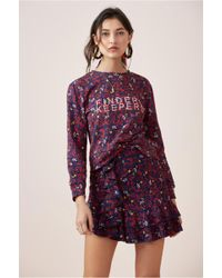 Finders Keepers - Liability Pullover - Lyst
