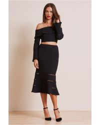 Finders Keepers - Immortal Skirt - Lyst