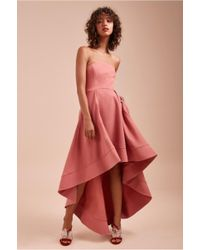 C/meo Collective - Entice Strapless Gown - Lyst