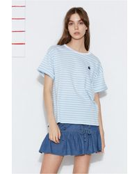 The Fifth Label | Prismatic Stripe T-shirt | Lyst