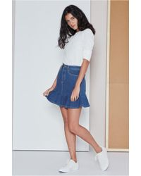 The Fifth Label - Frequency Skirt - Lyst