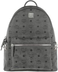MCM - Stark Backpack Small Medium Phantom Grey - Lyst
