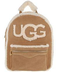 UGG - W Dannie Backpack Sheepskin - Lyst