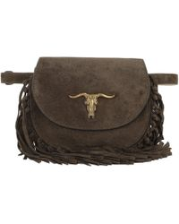 Polo Ralph Lauren - Fringe Convertible Crossbody - Lyst