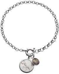 Emporio Armani - Eg3357040 Bracelet Silver - Lyst