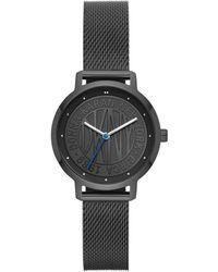 DKNY - Ny2673 The Modernist Watch Black - Lyst