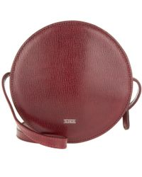 Closed - Circle Shoulder Bag Beetle Red - Lyst