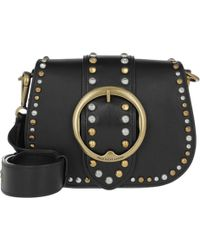 Polo Ralph Lauren - Lennox Belt Crossbody Bag Medium Black - Lyst