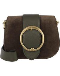 Hot Polo Ralph Lauren - Lennox Belt Crossbody Bag Medium Olive - Lyst eb96bb9d0a