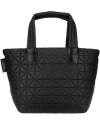 VeeCollective Small Tote Black