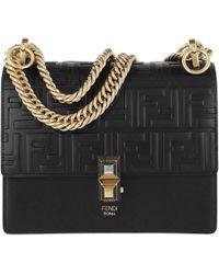 7267478d5c Gucci Gg Marmont Mini Chain Bag Nero in Black - Lyst