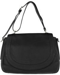 Liebeskind Berlin - Dinard Calacm Shoulder Bag Black - Lyst