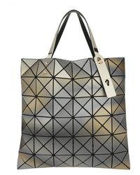 Bao Bao Issey Miyake - Handle Bag Gold - Lyst