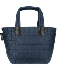 VeeCollective Small Tote Midnight Blue