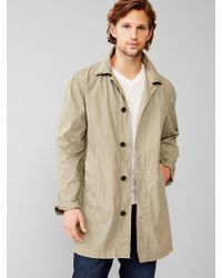 Gap Summer Mac Jacket - Lyst