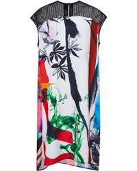 Clover Canyon Abstract Garden Dress - Lyst
