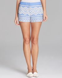 Tory Burch Veronique Shorts - Lyst